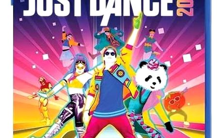 Hra Ubisoft PlayStation 4 Just Dance 2018 (USP403631)