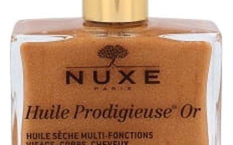 Nuxe - Huile Prodigieuse Or Multi Purpose Dry Oil 100ml W Suchý multifunkční olej rozjasňuje