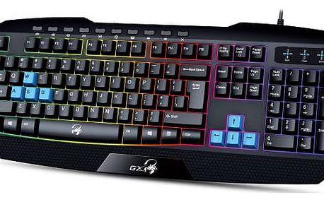 Genius GX GAMING Scorpion K215, USB, CZ+SK layout (31310474106)