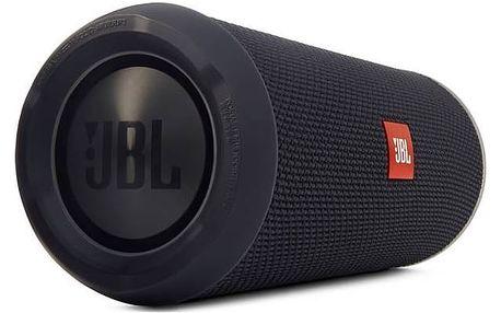 Přenosný reproduktor JBL Flip3 černý