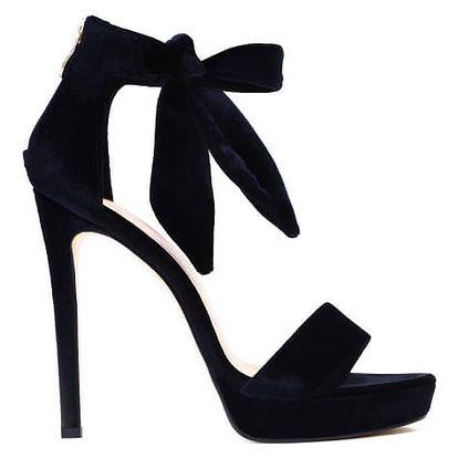 Dámské černé sandály Ruth 1134