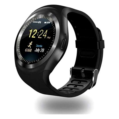 Chytré hodinky IMMAX SW4 SIM (09005) černé