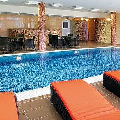 Víkendový pobyt pro 2 se snídaněmi a wellness v hotelu Gregor*** u Brna