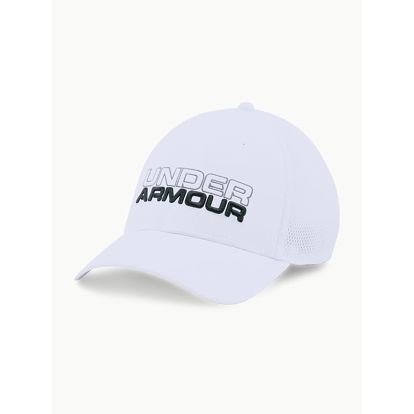 Kšiltovka Under Armour Men's Under Cap Bílá
