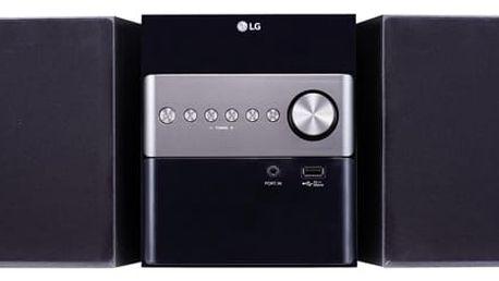 Mikrosystém LG CM1560 černý