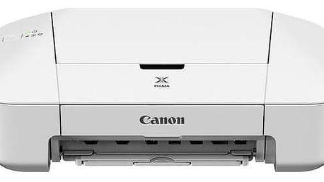 Tiskárna inkoustová Canon PIXMA iP2850 (8745B006AA) bílá
