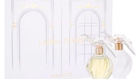 Nina Ricci L´Air Du Temps dárková kazeta pro ženy toaletní voda 50 ml + tělové mléko 100 ml