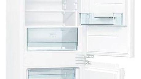 Kombinace chladničky s mrazničkou Gorenje NRKI2181E1 bílá + Doprava zdarma
