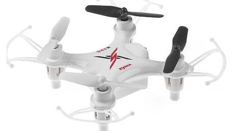 Dron SYMA X12S 4 (SY12S) bílý