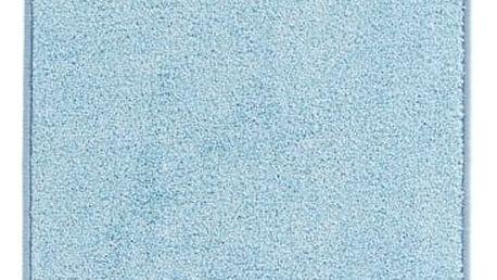 Modrý běhoun Hanse Home Pure, 80x150cm