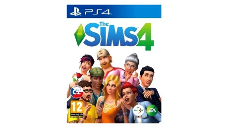 Hra EA PlayStation 4 The Sims 4 (EAP472901)