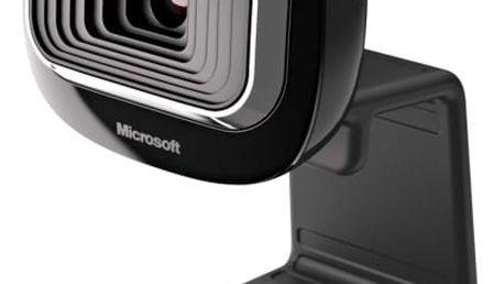 Webkamera Microsoft HD-3000 (T3H-00013) černá