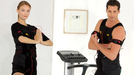 Intenzivní a velmi účinný trénink za pomoci EMS