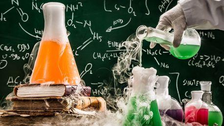 Crazy laboratoř: poučná chemická show pro děti