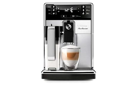 Espresso Saeco PicoBaristo SM3061/10 stříbrné + Doprava zdarma
