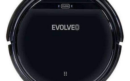 Vysavač robotický Evolveo RoboTrex H5 černý + Doprava zdarma