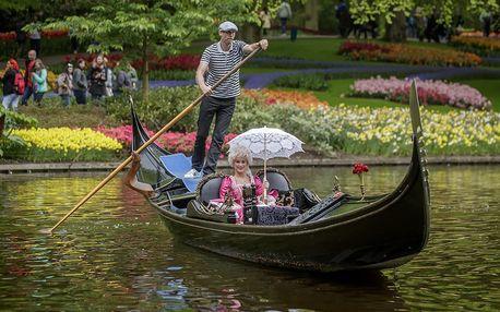 4 dny v Amsterdamu a největším rozkvetlém parku v Evropě