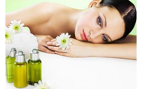 Kompletní kosmetické ošetření s vyhlazující masáží v novém salonu Tusarova v Praze.