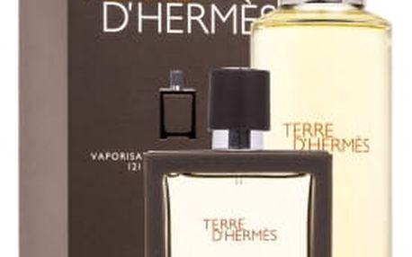 Hermes Terre D´Hermès dárková kazeta pro muže toaletní voda 30 ml + toaletní voda náplň 125 ml