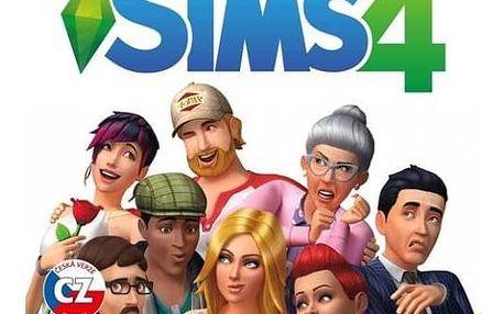 Hra EA PlayStation 4 The Sims 4 (EAP472901)