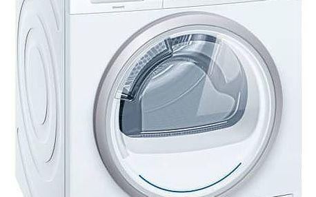 Sušička prádla Siemens WT45H200BY bílá + Doprava zdarma