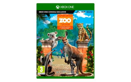 Hra Microsoft Xbox One Zoo Tycoon: Ultimate Animal Collection (GYP-00020)