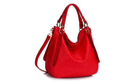 Dámská červená kabelka Nina 448