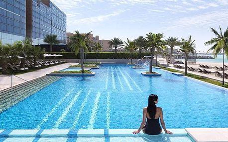 Spojené arabské emiráty - Abu Dhabi na 8 dní, snídaně s dopravou letecky z Prahy