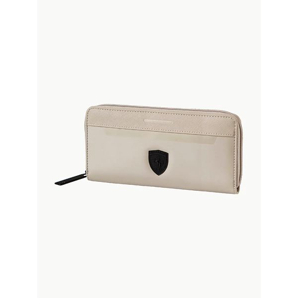 Peněženka Puma Ferrari Ls Wallet F Pure Cashmere Bílá