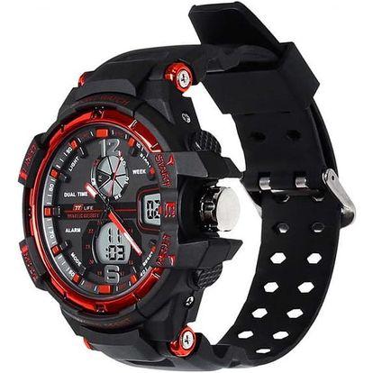 Pánské vodotěsné hodinky - 3 barvy