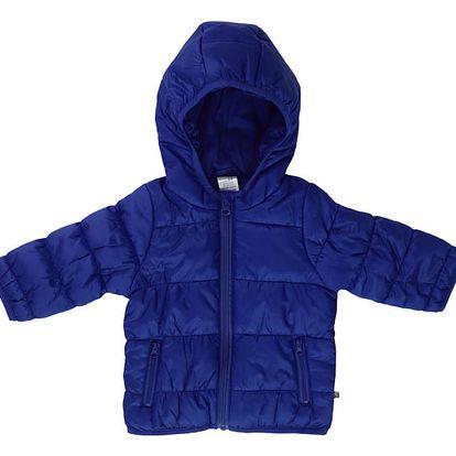 JACKY Zimní bunda OUTDOOR, vel. 80- modrá, Kluci