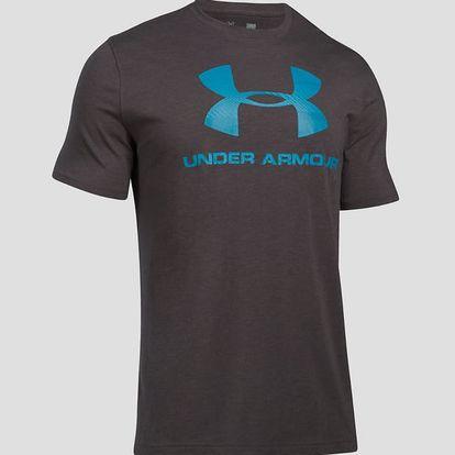 Tričko Under Armour CC Sportstyle Logo Hnědá