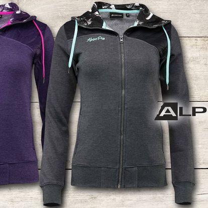 Dámské bavlněné mikiny Alpine Pro