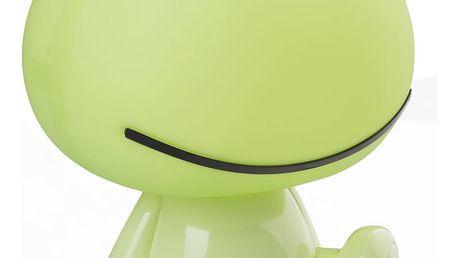 VOG Dětská noční LED lampička žába, zelená