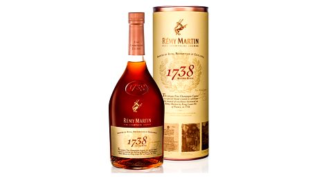 Remy Martin 1738 Accord Royal GPK 0,7l 40%