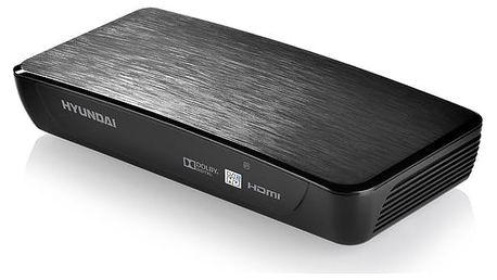 DVB-T přijímač Hyundai DVB 4H 631 PVR černý