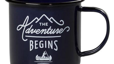 Hrnek Gentlemen's Hardware Enamel Mug, 300 ml
