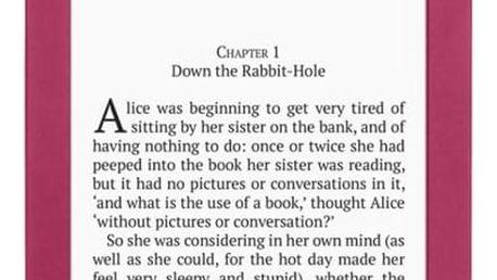 Čtečka e-knih Pocket Book 631 Touch HD (PB631-R-WW) červená + DOPRAVA ZDARMA