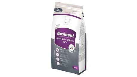 Granule Eminent Cat chicken 2 kg
