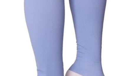 Kompresivní punčochy lýtkové, modrá
