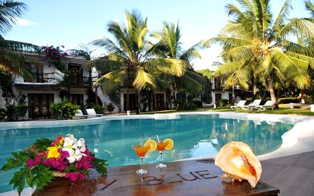Zanzibar - Nungwi na 9 až 10 dní, all inclusive s dopravou letecky z Prahy