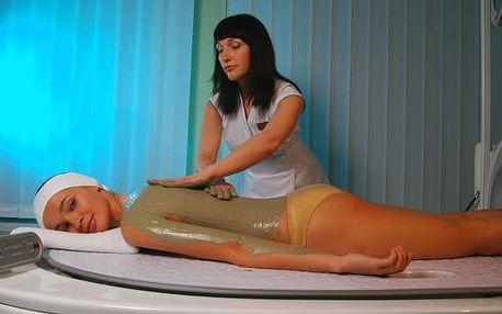 60min. relaxační masáž zad, krku a šíje + skořicový/bahenní zábal