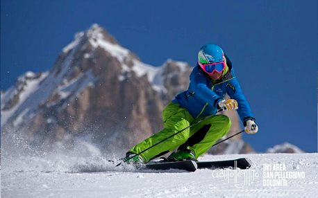 Hotely Falcade - různé hotely - 5denní lyžařský balíček se skipasem a dopravou v ceně, Dolomiti Superski, Itálie, autobusem, polopenze