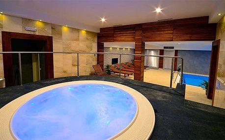 3denní wellness pobyt pro 2 se snídaní či polopenzí v hotelu Rakovec*** v Brně