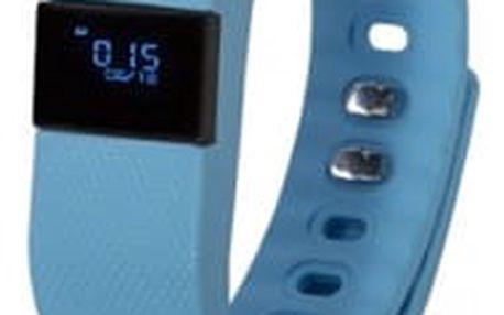 Fitness náramek GoClever SMART BAND (GCWSBBLUE) modrý