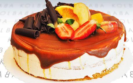 Schwarzwaldský nebo karamelový dort od Kolbaby