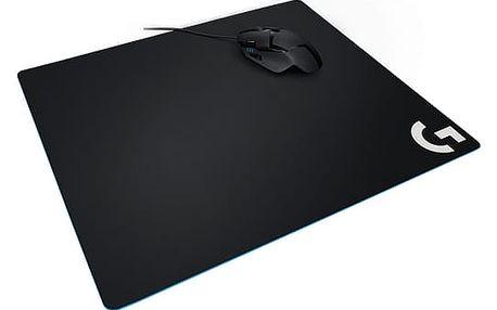 Podložka pod myš Logitech G640 (943-000089) černá