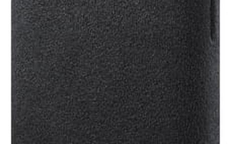 Kryt na mobil Samsung Alcantara pro Galaxy S8 - dark grey (EF-XG950ASEGWW) šedý