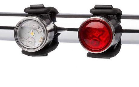 LEDLENSER B2R PŘEDNÍ + ZADNÍ LED svítilna