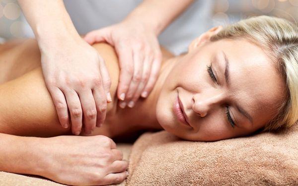 Uvolnění blokád a napětí: výběr masáží či zábal
